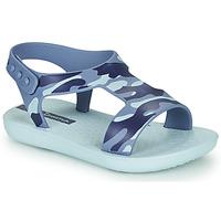 Shoes Children Sandals Ipanema DREAMS II BABY Blue