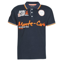 material Men short-sleeved polo shirts Geographical Norway KOCEAN Marine