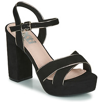 Shoes Women Sandals Xti LUISIA Black