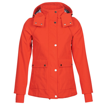 material Women Parkas S.Oliver GORROMITE Red