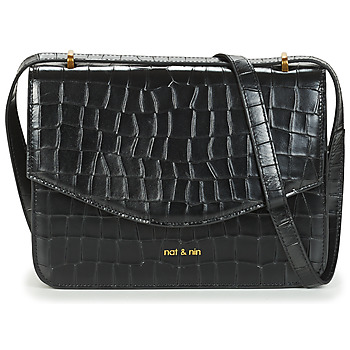 Bags Women Shoulder bags Nat et Nin HERMIONE Black