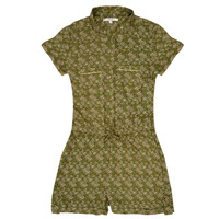 material Girl Jumpsuits / Dungarees Deeluxe AMEDINE Green