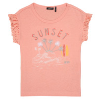 material Girl short-sleeved t-shirts Ikks POLIAK Orange