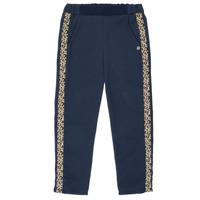material Girl Wide leg / Harem trousers Ikks NATHAN Marine
