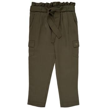 material Girl Wide leg / Harem trousers Ikks ALEXIA Kaki