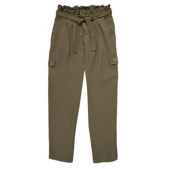 material Girl Wide leg / Harem trousers Ikks ELIE Kaki