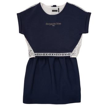 material Girl Short Dresses Ikks NIEL Marine