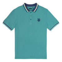 material Boy short-sleeved polo shirts Ikks DIVINA Green