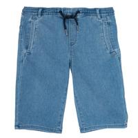 material Boy Shorts / Bermudas Ikks PAGALI Blue