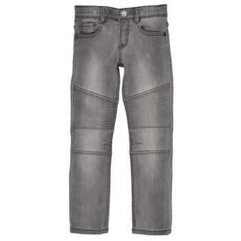 material Boy slim jeans Ikks GOELLON Grey