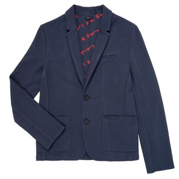 material Boy Jackets / Blazers Ikks NARIA Marine