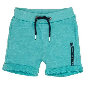 material Boy Shorts / Bermudas Ikks POLEMAN Turquoise