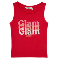 material Girl Tops / Sleeveless T-shirts Kaporal JUIN Red
