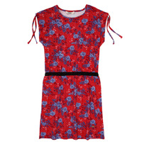 material Girl Short Dresses Kaporal JUNE Red