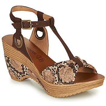 Shoes Women Sandals Chattawak JENNY Python