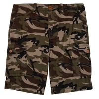 material Boy Shorts / Bermudas Quiksilver CRUCIAL BATTLE Camo