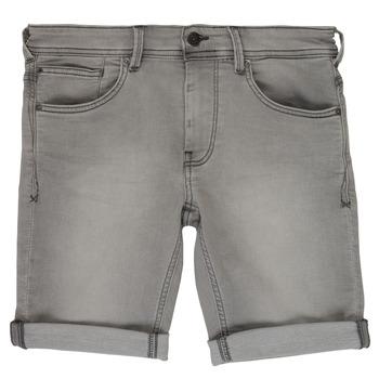 material Boy Shorts / Bermudas Teddy Smith SCOTTY 3 Grey