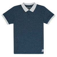 material Boy short-sleeved polo shirts Teddy Smith OVER Marine