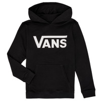 material Children sweaters Vans BY VANS CLASSIC HOODIE Black