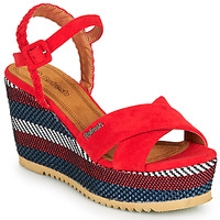 Shoes Women Sandals Refresh LOCKAL Red