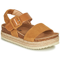 Shoes Women Sandals Refresh GEORGIA Camel