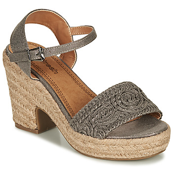 Shoes Women Sandals Refresh LINO Grey