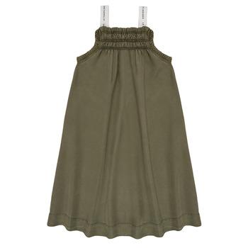 material Girl Short Dresses Le Temps des Cerises BIJA Kaki