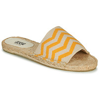 Shoes Women Mules Banana Moon MICHIGAN Yellow