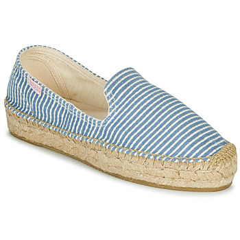Shoes Women Espadrilles Banana Moon VERAO TYLANE Blue