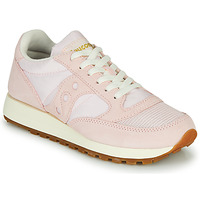 Shoes Women Low top trainers Saucony Jazz Vintage Pink