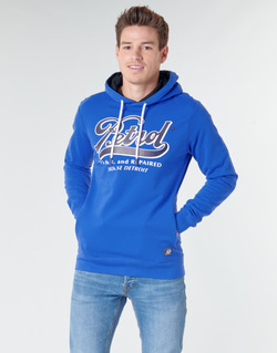 material Men sweaters Petrol Industries Sweater Hooded Blue