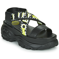 Shoes Women Sandals Buffalo 1501036 Black