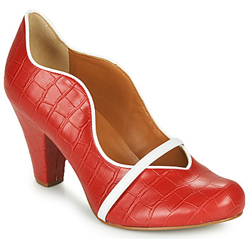 Shoes Women Court shoes Cristofoli NEFI Red