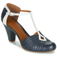 Shoes Women Court shoes Cristofoli JULIA Marine / White