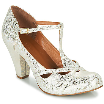 Shoes Women Court shoes Cristofoli ELODIA Platinum
