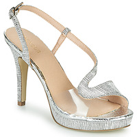 Shoes Women Sandals Menbur ALLANA Silver