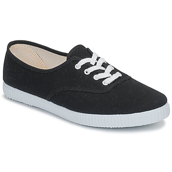 Shoes Low top trainers Yurban ARTOUM Black