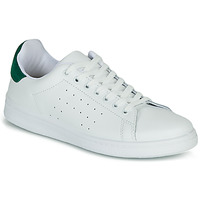 Shoes Women Low top trainers Yurban SATURNA White / Green
