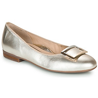 Shoes Women Ballerinas Ara SARDINIA-HIGHSOFT Gold