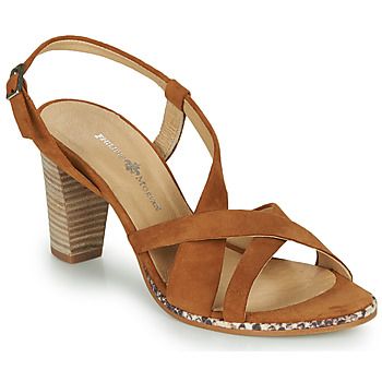 Shoes Women Sandals Philippe Morvan JUDE Brown