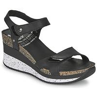 Shoes Women Sandals Panama Jack NICA Black