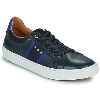 Shoes Men Low top trainers Pantofola d'Oro ZELO UOMO LOW Blue