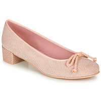 Shoes Women Ballerinas Pretty Ballerinas UATCHI ROSATO Pink