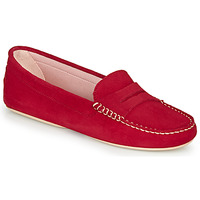 Shoes Women Loafers Pretty Ballerinas MICROTINA Brick