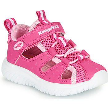 Shoes Girl Sandals Kangaroos KI-ROCK LITE EV Pink