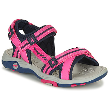 Shoes Girl Sandals Kangaroos K-Leni Pink