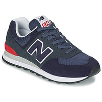 Shoes Low top trainers New Balance 574 Blue