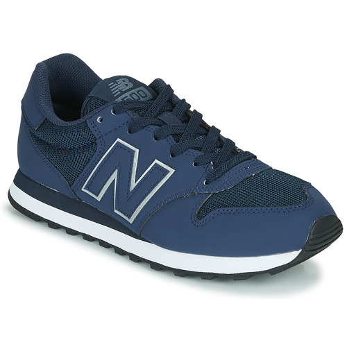 New Balance 500 Blue - Free delivery