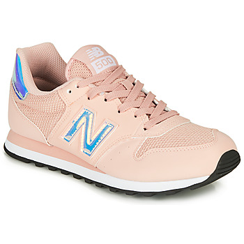 Shoes Women Low top trainers New Balance 500 Pink
