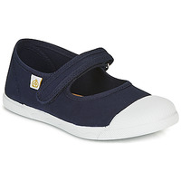 Shoes Children Ballerinas Citrouille et Compagnie APSUT Blue / Marine